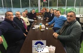 2019 Yılının İlk Yönetim Kurulu Toplantısını Gerçekleştirdik